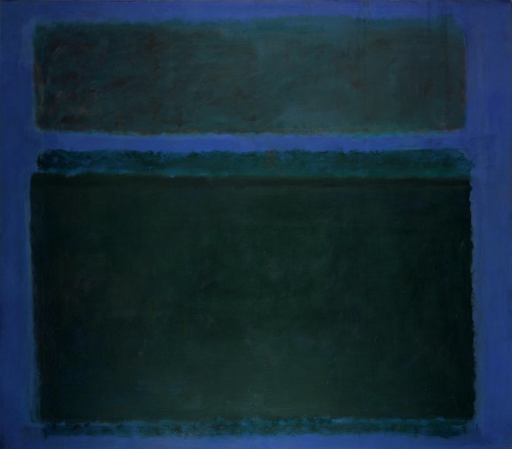 Abstract Expressionism: A Sublime Rothko And A Load Of Pollocks