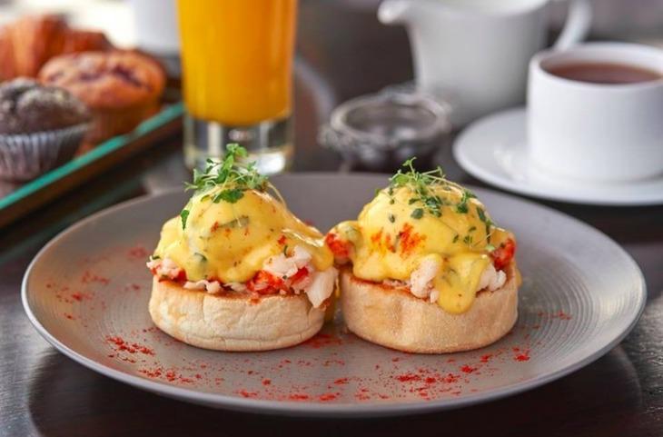 London's Poshest Breakfasts