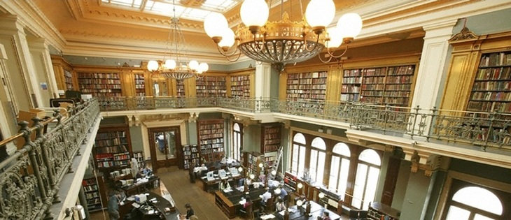 7 Of London's Best Libraries