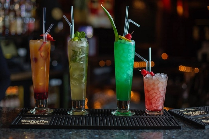 Next time you're hitting the cocktails, get yourself a bargain at these happy hours