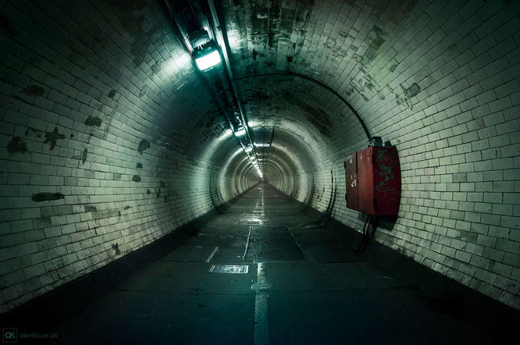 7 Of London's Scariest Places | Londonist