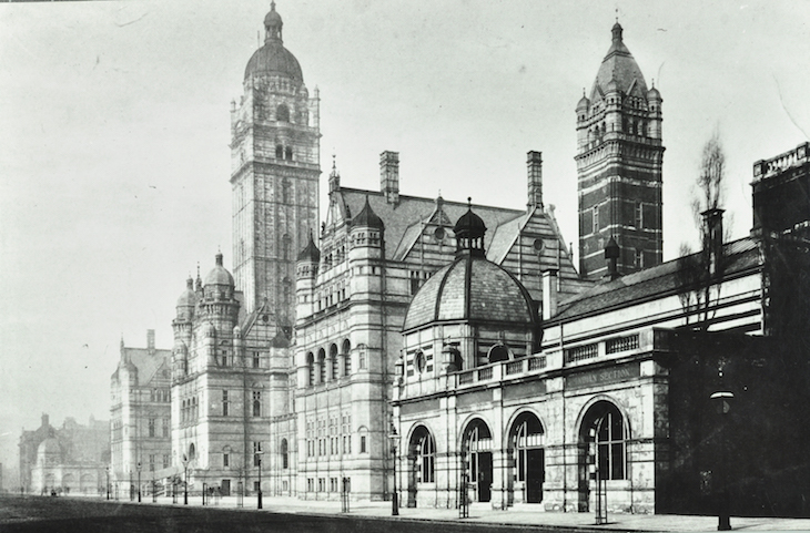London's Lost Victorian Buildings: Mapped | Londonist