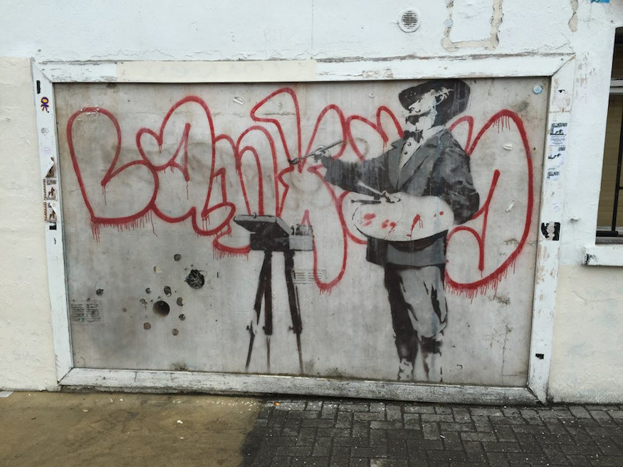 Where Can You Still See Banksy In London? | Londonist