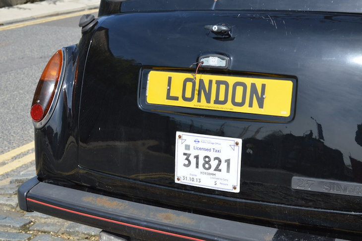 How Hackney Cabs Got Their Names