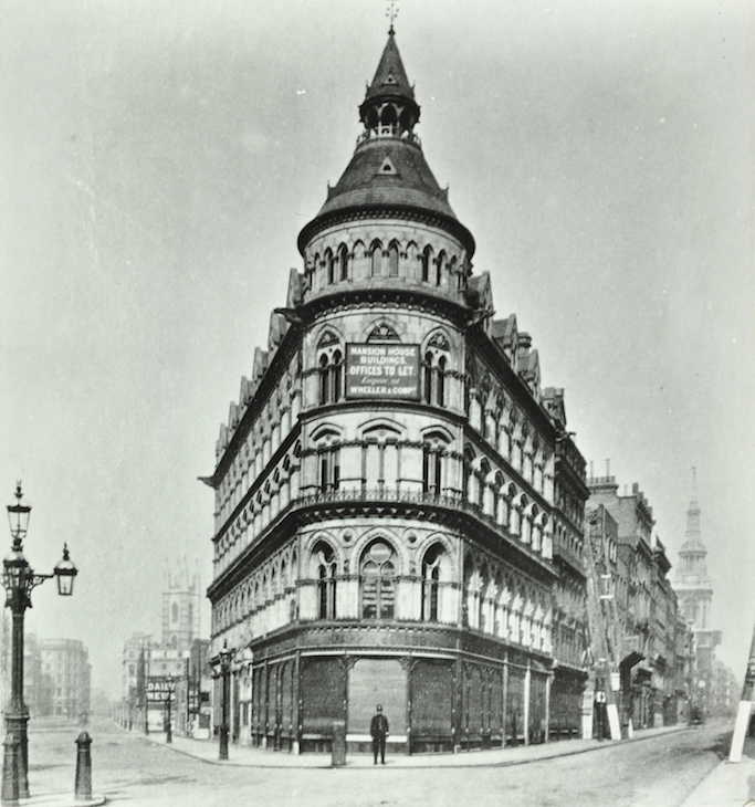 Londons Lost Victorian Buildings Mapped