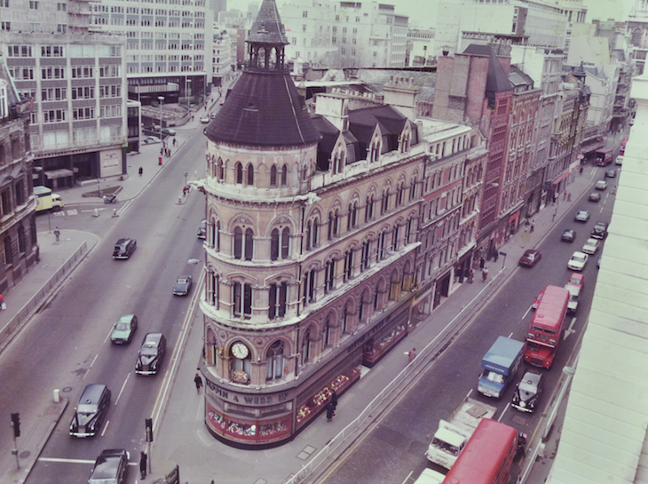 London Buildings Which Shouldn't Have Been Demolished