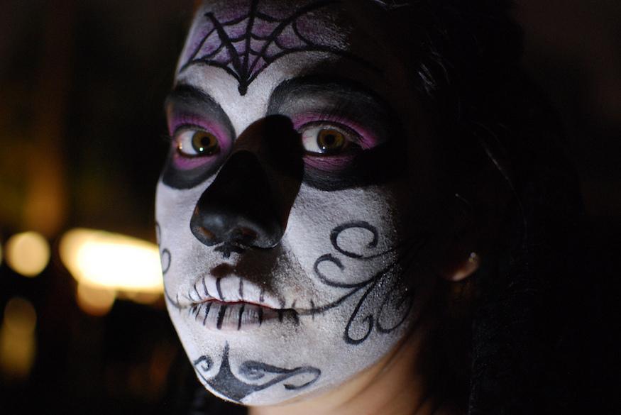 Dia De Los Muertos Parties In London