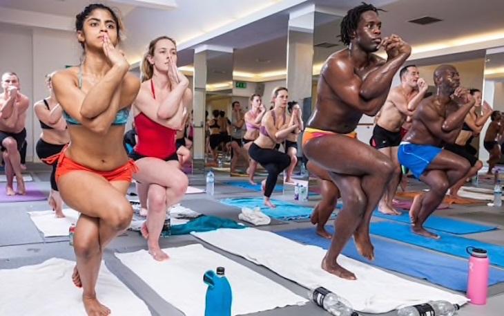 London S Best Alternative Yoga Londonist