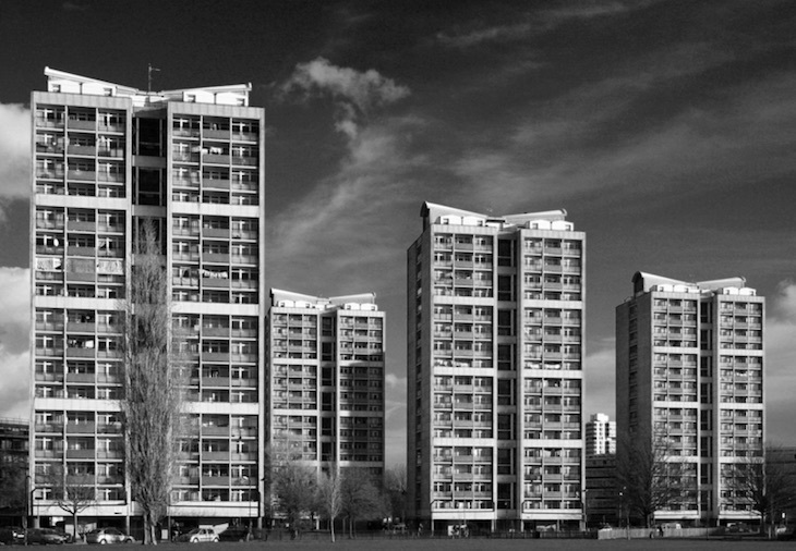 Take a look at these stunning photos of London's best high rises