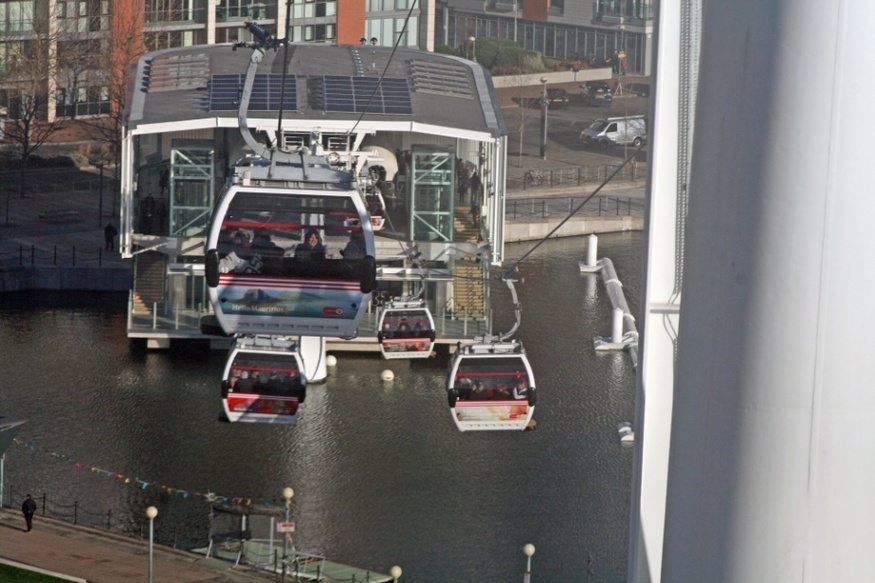 7 Reasons To Love The Emirates Air Line
