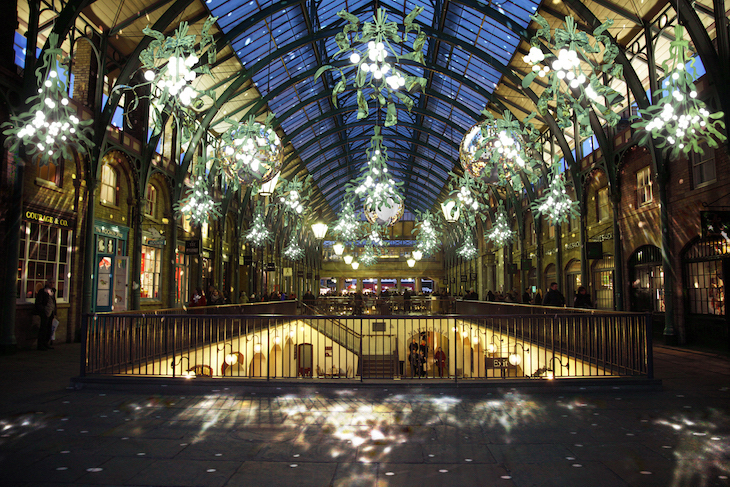 Christmas Lights In London 2016: Where And When