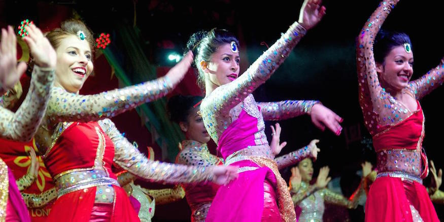 London's Diwali Celebrations Begin With Free Festival This Weekend