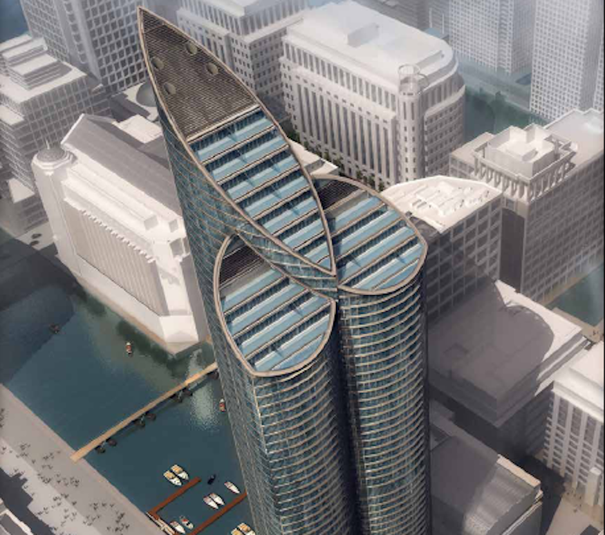 London Is Getting A Massive Cock-And-Balls Skyscraper