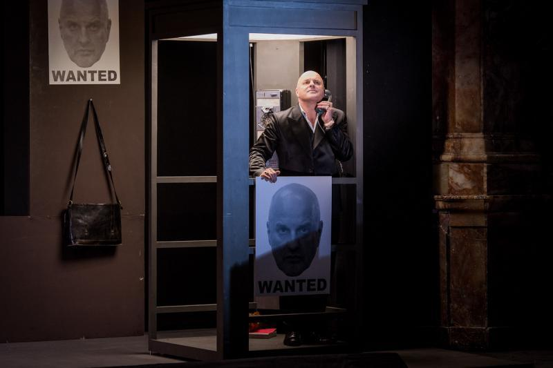 Christopher Purves in the ENO's Don Giovanni.