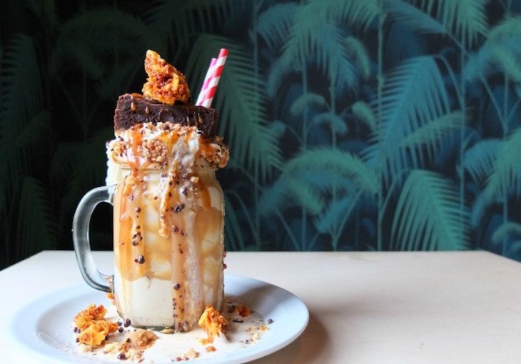London's Most Playful Desserts