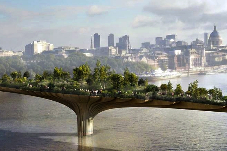 London News Roundup: Garden Bridge 'Stands To Cost Taxpayers £22.5m'
