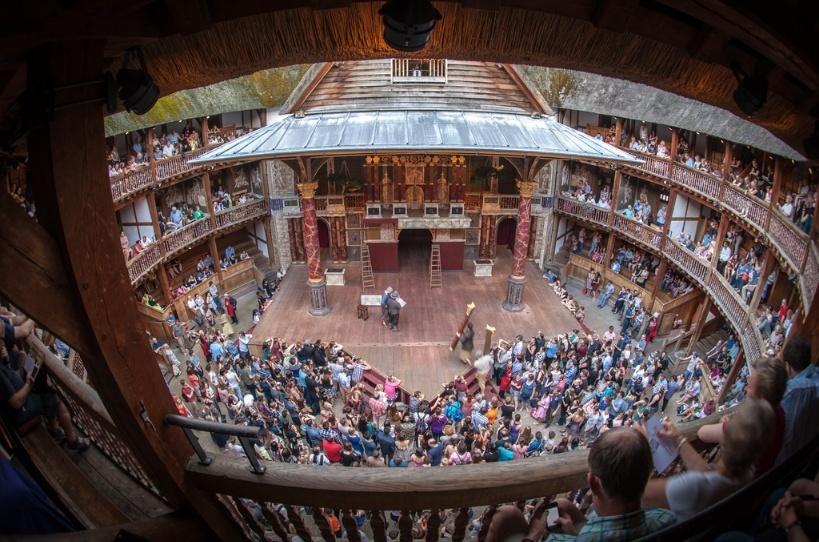 Is Shakespeare's Globe Too Old Fashioned For Its Own Good?