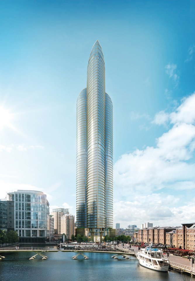 Coming soon: a skyscraper shaped like a penis