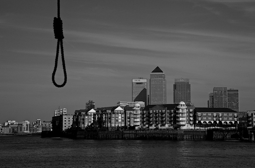Infamous London executions - not one for the faint-hearted