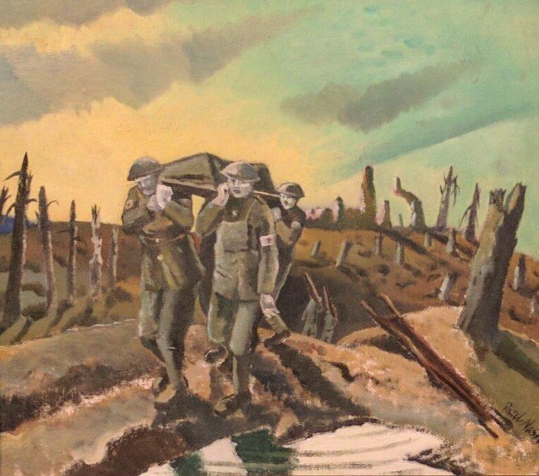 Review: Paul Nash At Tate Britain