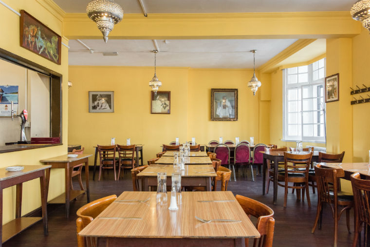 London's Best-Kept Secret Restaurants