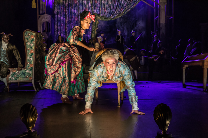 Review: Amadeus At The National Theatre