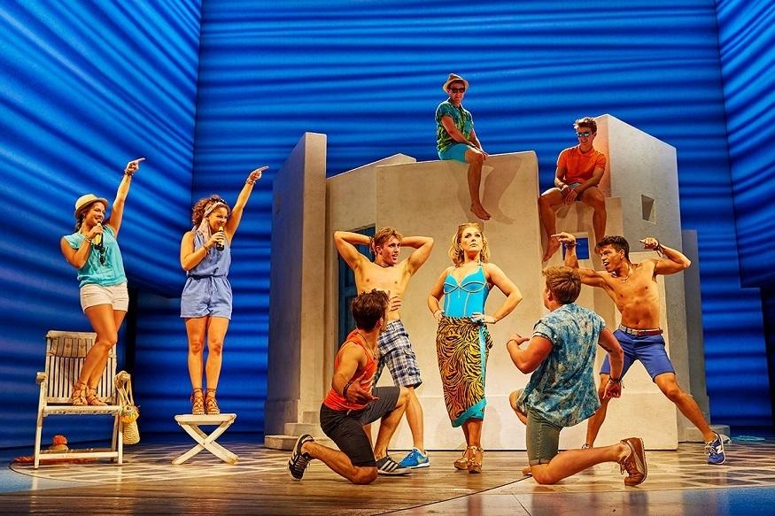 Enter To Win Top Mamma Mia! Tickets
