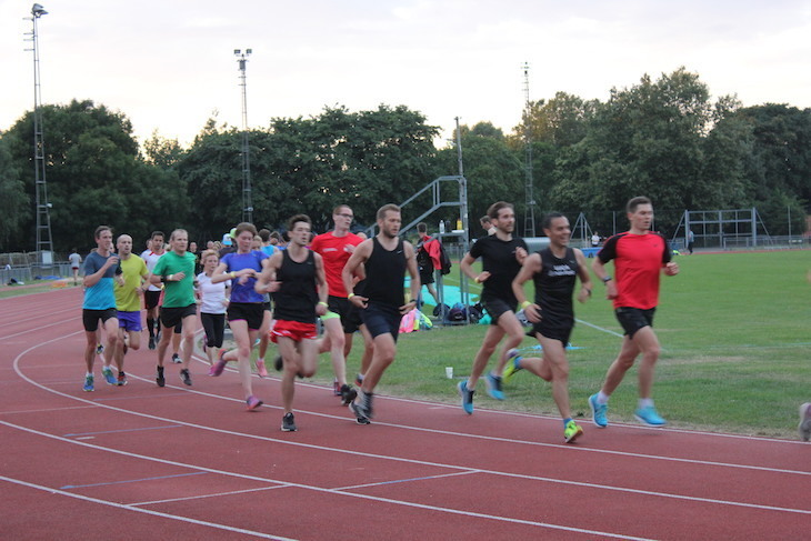 Train like An Athlete: London Track Sessions Open To You