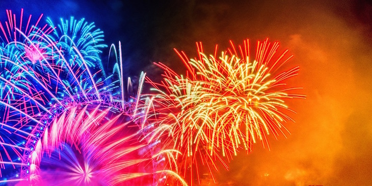 Tickets go on sale soon for the New Year's Eve fireworks