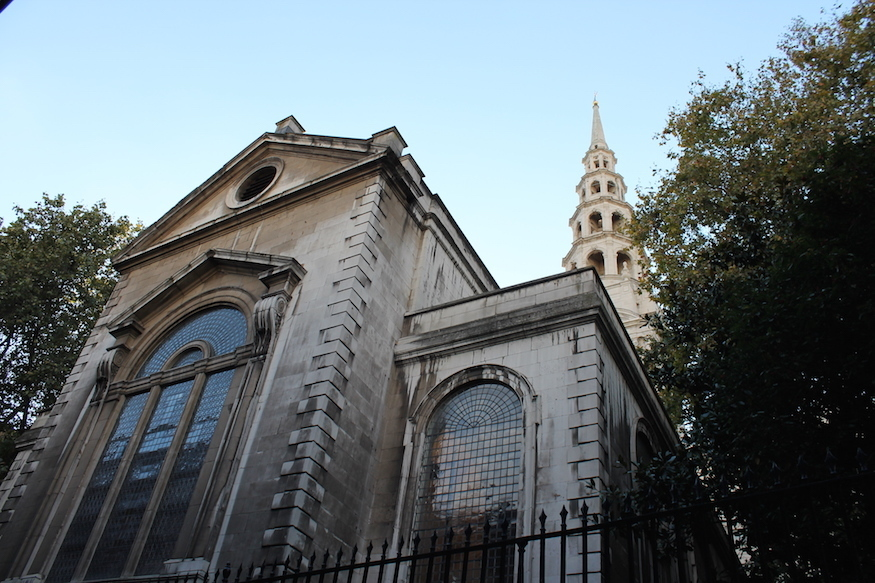 The Ornate Church With A Dark History Buried Beneath
