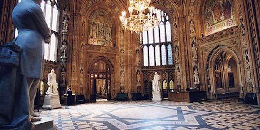 Plug into our podcast to hear about how the Houses of Parliament were rebuilt following a fire