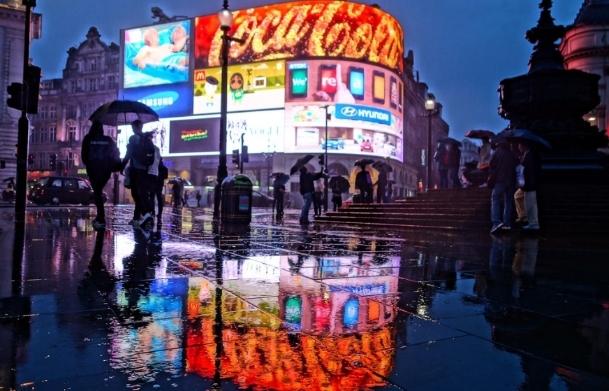 London News Roundup: Piccadilly Circus Ads To Become One Giant 'Mega-Screen'