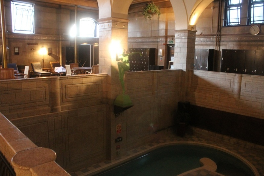 Inside London's Most Beautiful Turkish Bath