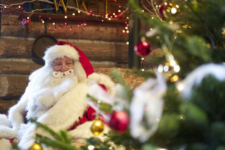 Take The Kids To See Santa At These Christmas Grottos
