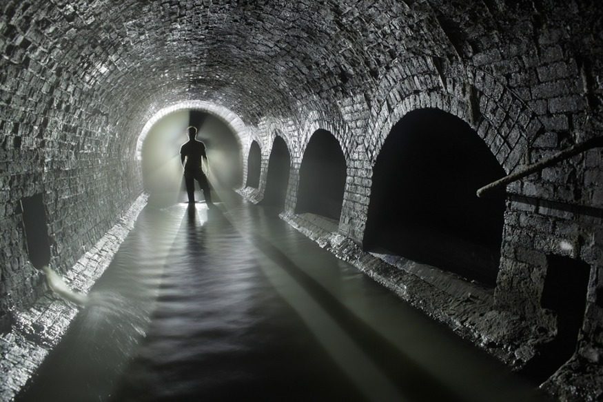 Fetish Tales From London's Sewers