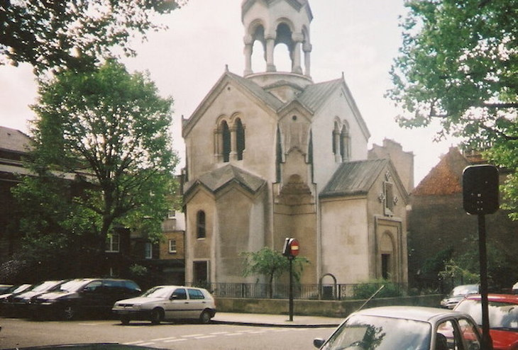 The Smallest Church In London