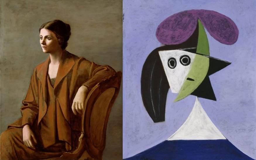 Flashes Of Genius In Picasso Portraits, But It's Not Quite