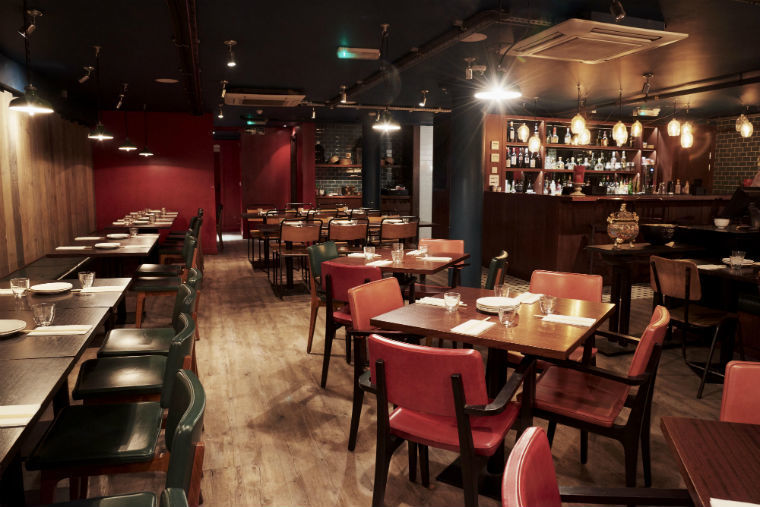 London 39 s best vietnamese restaurants londonist for Best private dining rooms central london