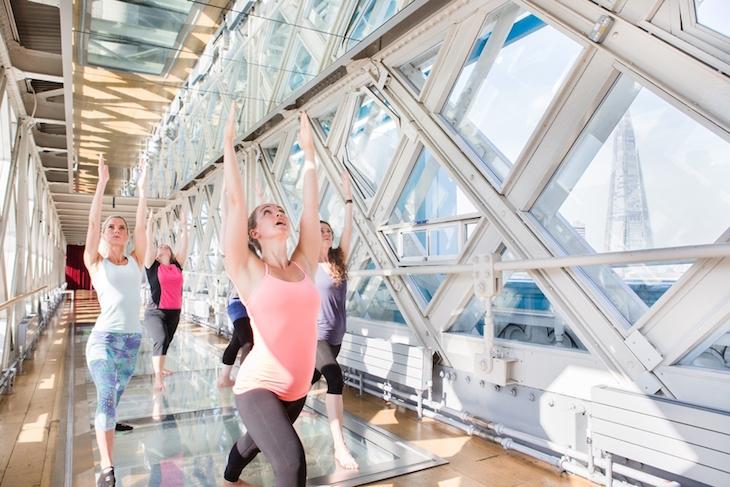 London 39 s best alternative yoga londonist for 10 york terrace east london