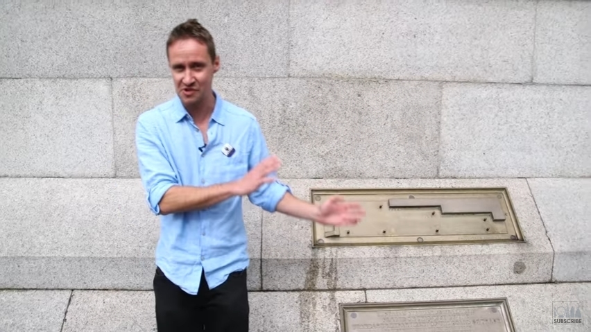 Video: The Imperial Measures Of Trafalgar Square
