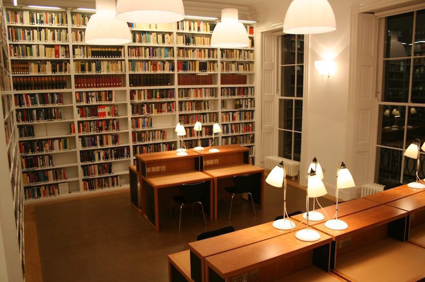 7 Of London's Most Unusual Libraries