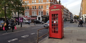 Londonist Out Loud: The Bloomsbury Phone Box That's Making People Talk