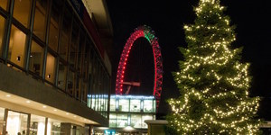 Head To South Bank London For Festive Films And Food
