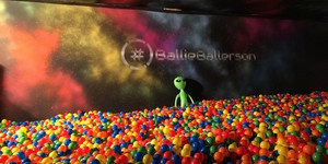 Play With Over A Million Balls At This Adult Ball Pit