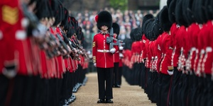 Are The Queen's Guard's 'Bearskin' Hats Really Made Of Bearskin?