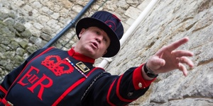 How Do You Get To Be A Beefeater?