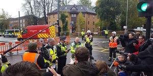 Seven Killed In Croydon Tram Crash