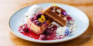Where To Eat Waffles In London