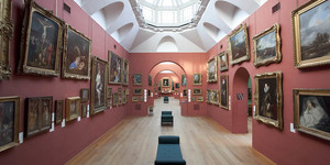 Inside London's Oldest Art Gallery