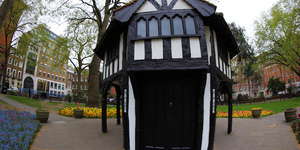 What Is The Hut In Soho Square?
